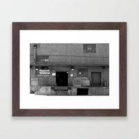 Finkl Framed Art Print