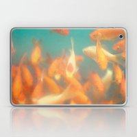 a fish life Laptop & iPad Skin