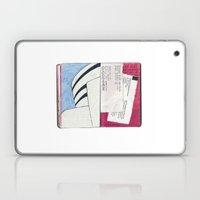 Solomon R. Guggenheim Laptop & iPad Skin