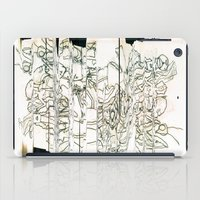 Autistic Remix #003 iPad Case