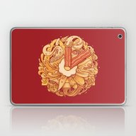 It's Breakfast Time Laptop & iPad Skin