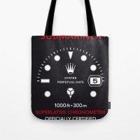 Submariner Chronometer S… Tote Bag