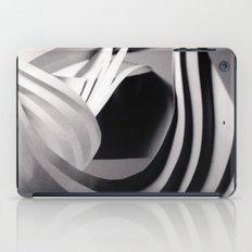 Paper Sculpture #4 iPad Case