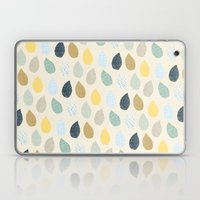 Rain Drops Pattern Laptop & iPad Skin
