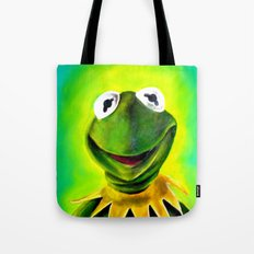 The Muppets- Kermit the Frog Tote Bag