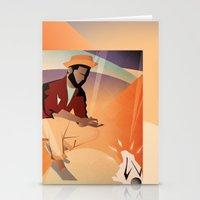 Yo Bunny Stationery Cards