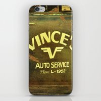 Vince's iPhone & iPod Skin