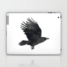 Flying crow Laptop & iPad Skin