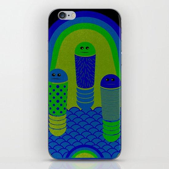 Burp Basket iPhone & iPod Skin