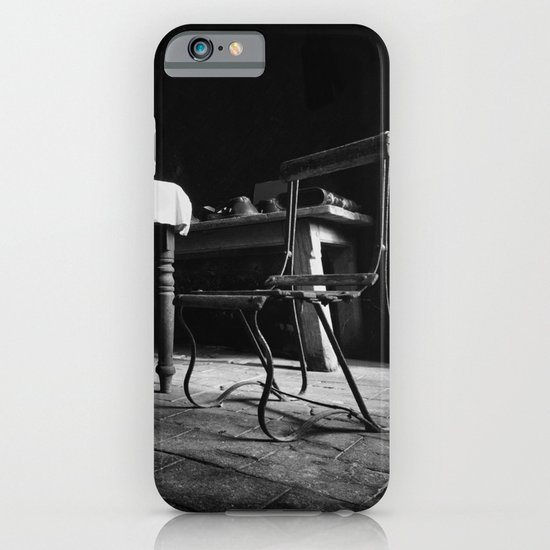Below Stairs iPhone & iPod Case