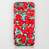 iPhone & iPod Case featuring tulps by Giorgia Giorgi