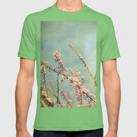 Branch Mens Fitted Tee Grass SMALL