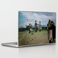 Laptop & iPad Skin featuring It's a Fine Day by Courtney Husselmann