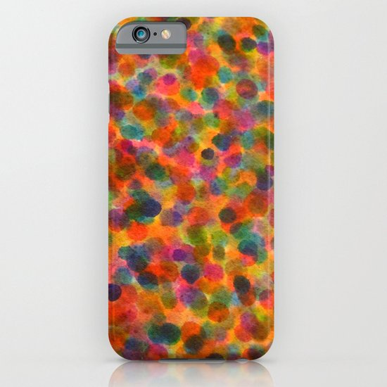 dots... iPhone & iPod Case