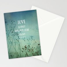 One Fine Star Away Stationery Cards