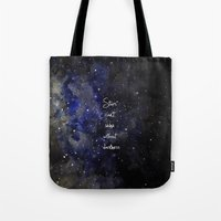 Stars Cant Shine Without… Tote Bag