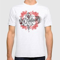 the pledge Mens Fitted Tee Ash Grey SMALL