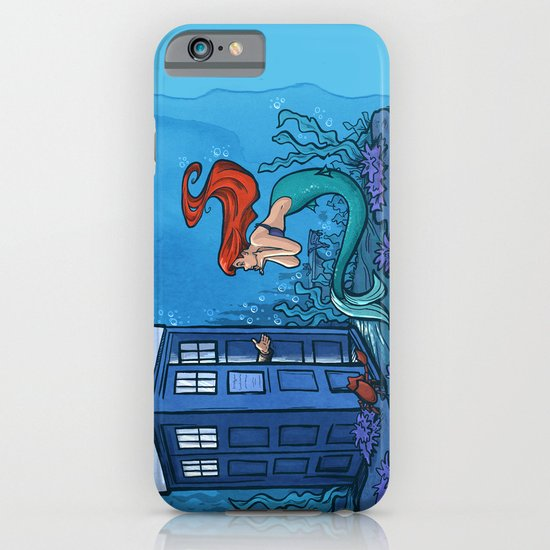 Part of Every World iPhone & iPod Case