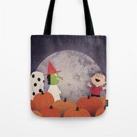 The Great Pumpkin Tote Bag