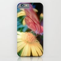 iPhone & iPod Case featuring hungry butterfly by Sookie Endo