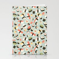 Yummy Sushi! Stationery Cards