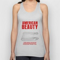 American Beauty Movie Poster Unisex Tank Top