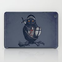 Night Watchman iPad Case