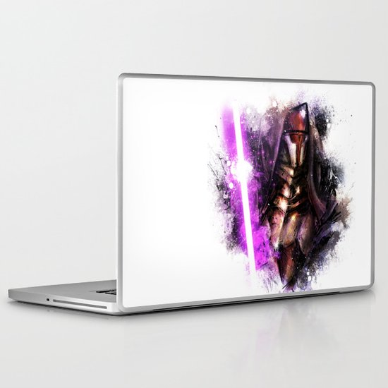 Darth Revan Laptop & iPad Skin