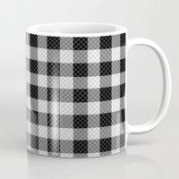 Sleepy Black And White P… Mug
