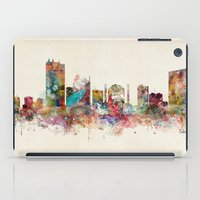 toledo ohio skyline iPad Case