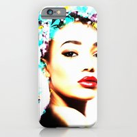 iPhone & iPod Case featuring WOMAN  by Ylenia Pizzetti