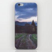 Go Where You Feel The Mo… iPhone & iPod Skin
