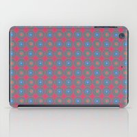 Spinners Pattern iPad Case