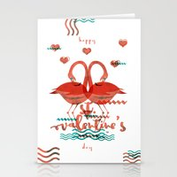 ST.VALENTINE Stationery Cards