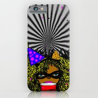 iPhone & iPod Case featuring Party Animal by Kae Smith