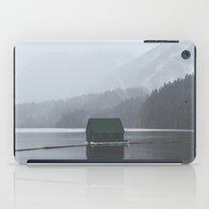 Lone Cabin iPad Case