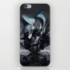 The Carrion Widow from Below the Cliffs iPhone & iPod Skin