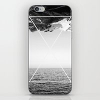 Roof of the World iPhone & iPod Skin