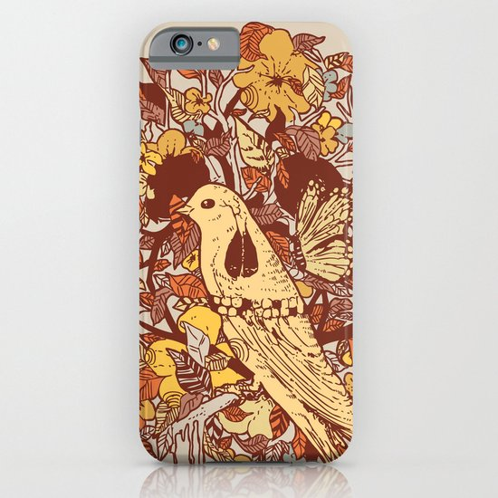 Strange and Beautiful iPhone & iPod Case