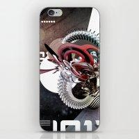 BZZSAWRMXX iPhone & iPod Skin