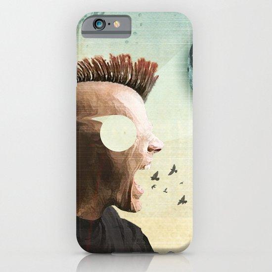 luna mohawk  iPhone & iPod Case