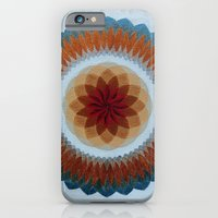 iPhone & iPod Case featuring Toroidal Floral (ANALOG zine) by johngerGEOs