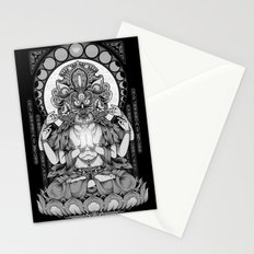 Sacred Ascetic Stationery Cards