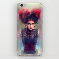 Dark Beauty  iPhone & iPod Skin