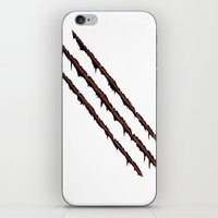 Sliced By You Know Who..… iPhone & iPod Skin
