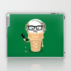 Ice Cream Coneover (Holiday Edition) Laptop & iPad Skin