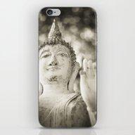 Buddha In Sukhothai iPhone & iPod Skin