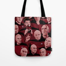 Picard Day Tote Bag