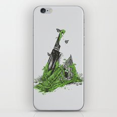Silent Decay iPhone & iPod Skin