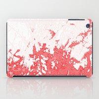 Coloured Rain iPad Case